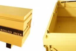 Anti-theft chests SOLIDBOX - gallery
