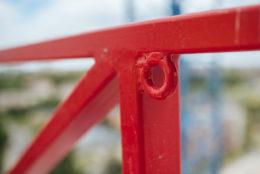 Unloading platforms / construction outrigger platforms – renting, sale - gallery